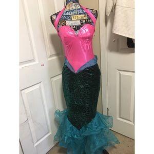 Mermaid Halloween costume for Women
